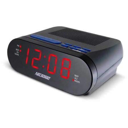 Craig Travel Alarm Clock Instructions Unique Alarm Clock