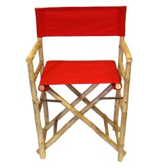 Bamboo Directors Chairs Chair Cover Rentals Long Island Ny Bamboo54 Folding Low With Canvas