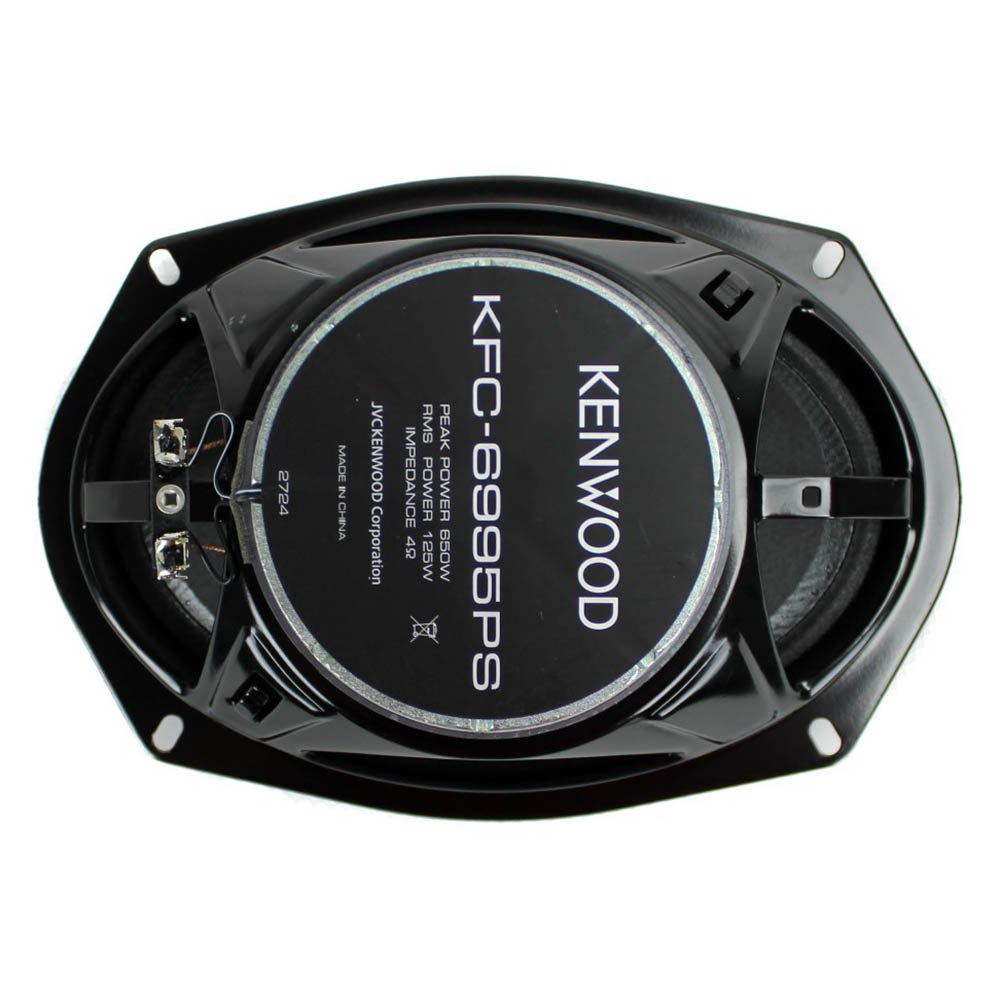 kenwood 6 x 9 650w 5 way car audio coaxial stereo speakers pair kfc 6995ps [ 1000 x 1000 Pixel ]
