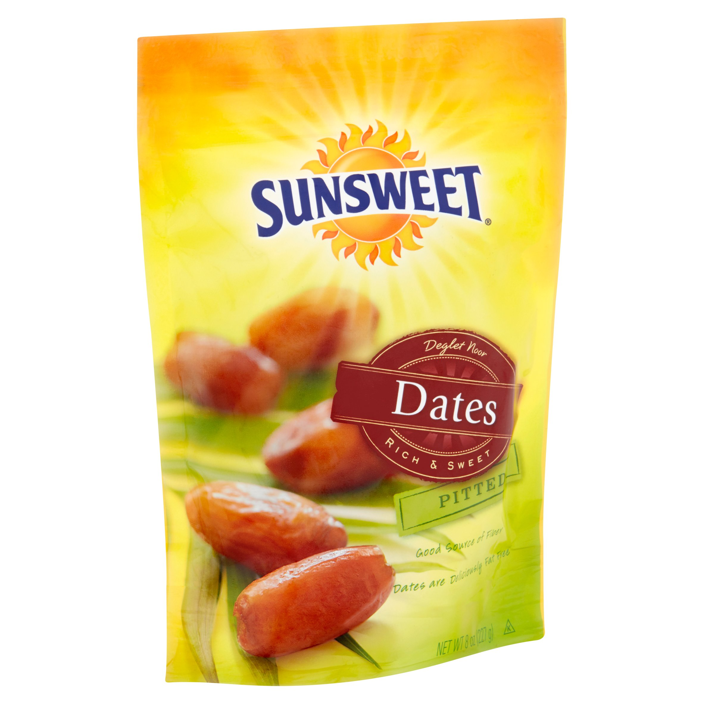 Sunsweet Rich and Sweet Pitted Dates 8 Oz Best Dried