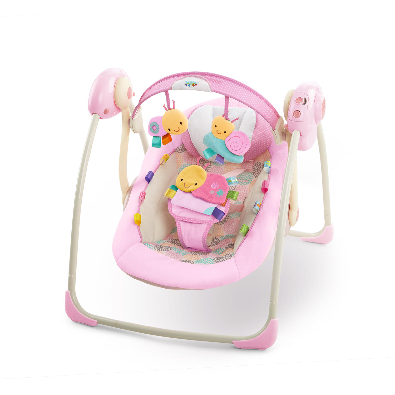 Pink Baby Swing Outdoor