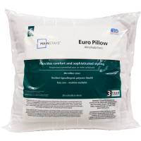 AllerEase Cotton Euro Pillow with Allergy Protection ...