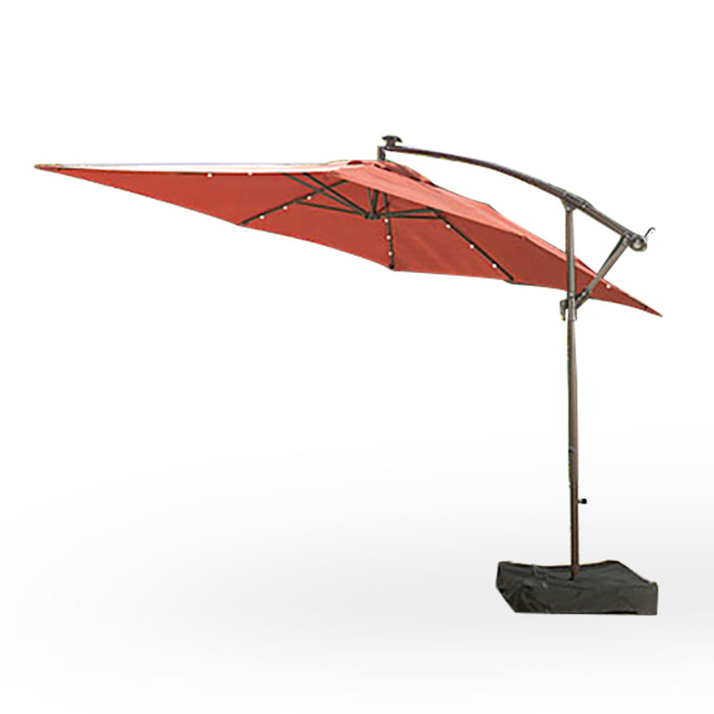 garden wind replacement canopy for big lots solar umbrella beige color only walmart com