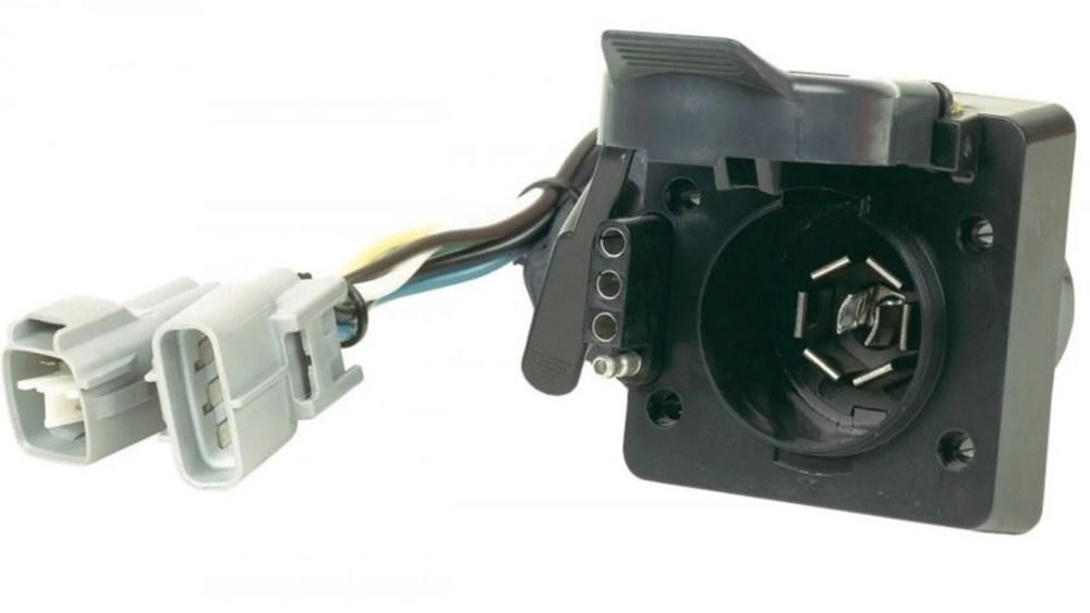 medium resolution of hopkins towing solutions 43385 multi tow wiring kit 7 4 for toyota lexus walmart com