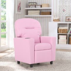 Children Living Room Furniture Tv Stand Costway Kids Sofa Recliner Armrest Couch W Cup Holder
