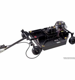 swisher fc14560bs 14 5 hp 60 electric start finish cut trail mower walmart com [ 2000 x 2000 Pixel ]