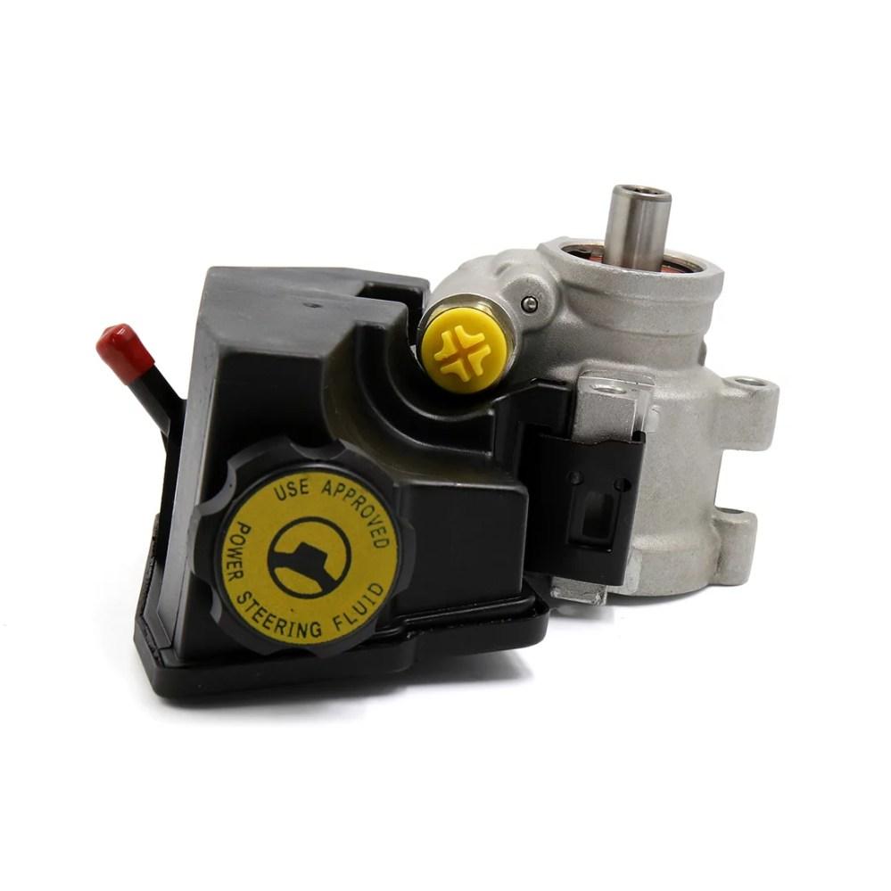 medium resolution of new power steering pump 20 39771 for 93 98 jeep cherokee 93 grand wagoneer walmart com