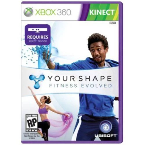 Your Shape Fitness Evolved Xbox 360 Kinect Ubisoft