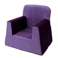 P'kolino Little Reader Chair in Purple