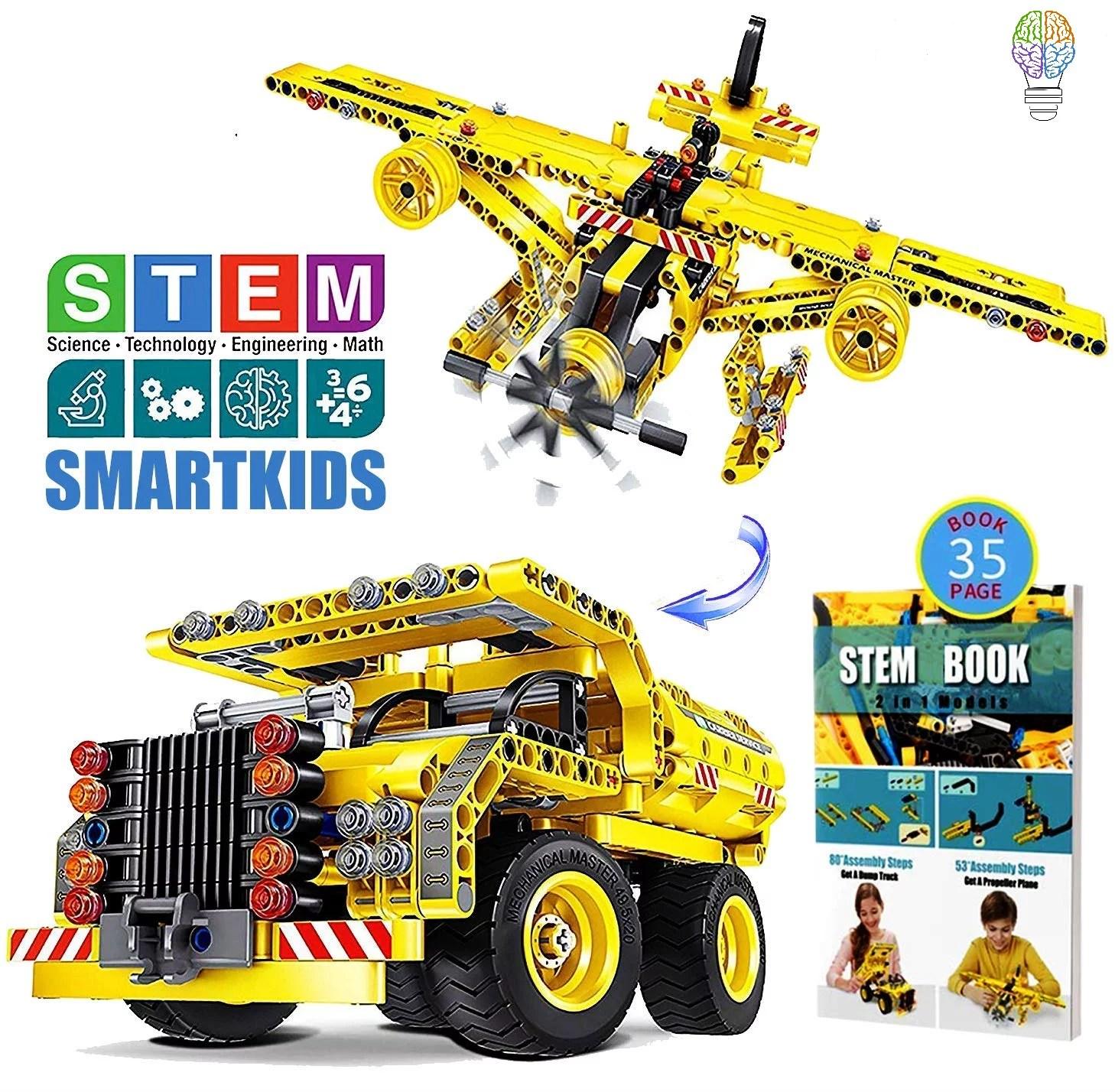 Building Toys Gifts For Boys Girls Age 6yr 12yr