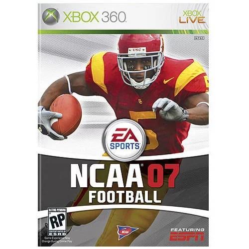 Ncaa 07 Football Xbox 360 Pre Owned Walmart