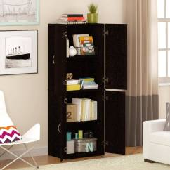 Black Kitchen Storage Cabinet Average Price For New Cabinets Mainstays Cinnamon Cherry  Roselawnlutheran