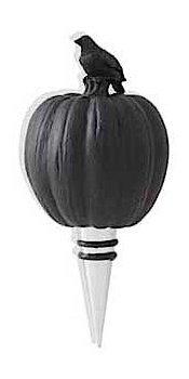 Halloween Witch Wine Bottle Stoppers PUMPKIN Size 6 H x 4 dia By KK Interiors  Walmartcom