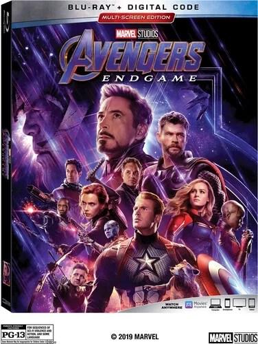 Avengers Endgame Streaming Us : avengers, endgame, streaming, Avengers:, Endgame, (Blu-ray), Walmart.com