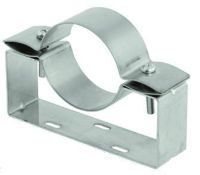 Stainless Steel Adjustable Wall Bracket for 3 inch Vent