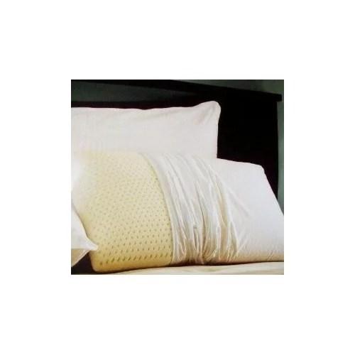 Deluxe Comfort Dream Latex Foam Pillow  Walmartcom