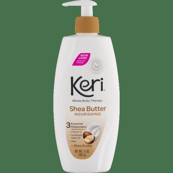 Keri Body Lotion Skin Therapy Bundle