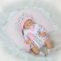 NPK Collection Reborn Baby Doll Soft Silicone vinyl 18inch ...