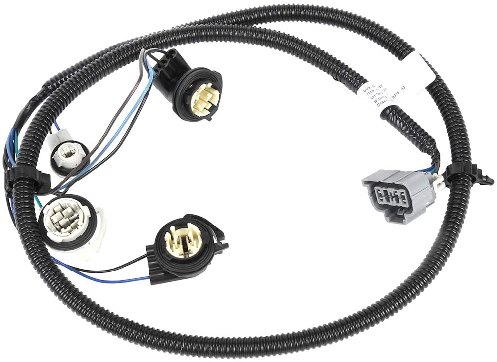 ACDelco 16531401 GM Original Equipment Driver Side Tail