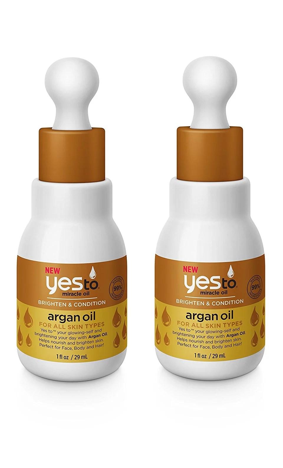 Argan Oil Eyebrows : argan, eyebrows, Miracle, Brighten, Condition, Argan, Types,, (Pack, Eyebrow, Ruler, Walmart.com