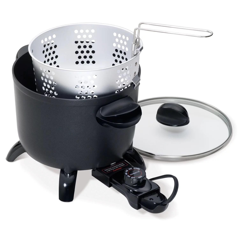 steamer kitchen sink and cabinet presto kettle multi cooker walmart com