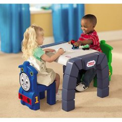 Resin Table And Chairs Set Office Staples Canada Little Tikes Take Along Thomas Friends Plastic