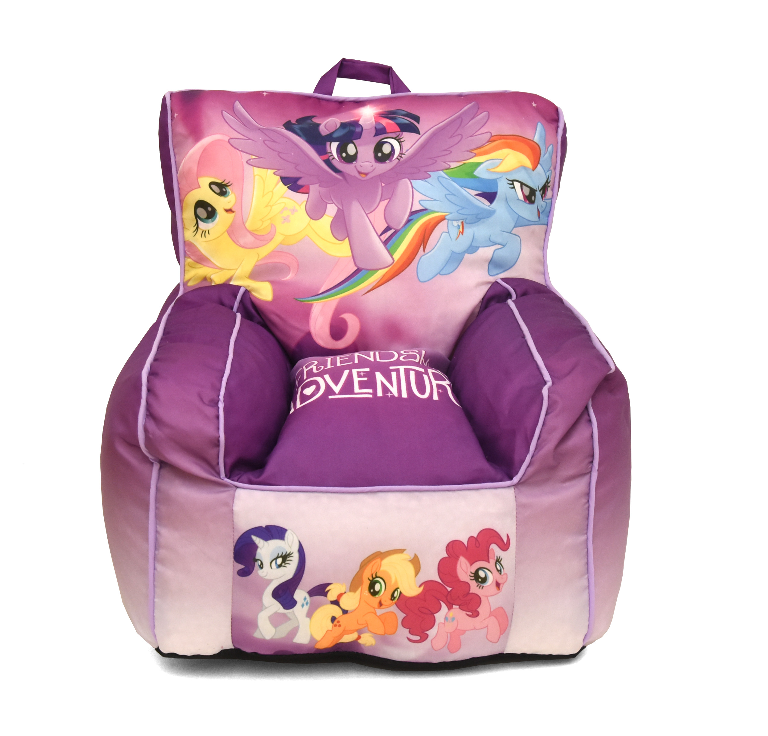 Mini Bean Bag Chair Hasbro My Little Pony Movie Mini Kids Bean Bag Chair
