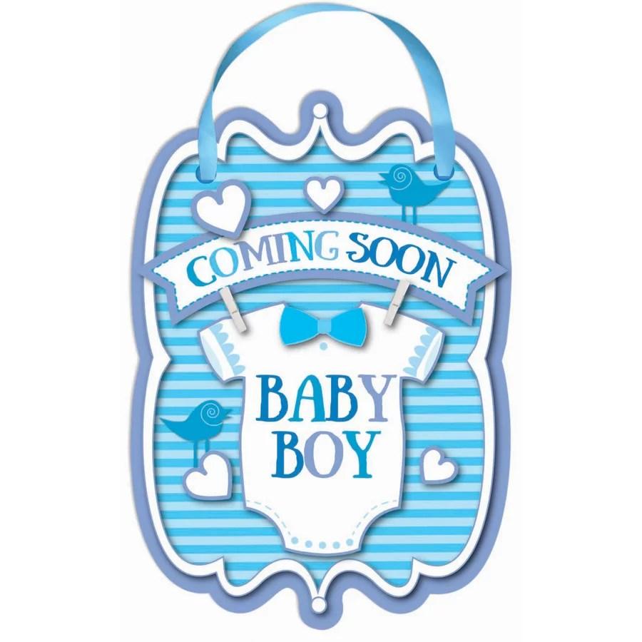 baby boy coming soon