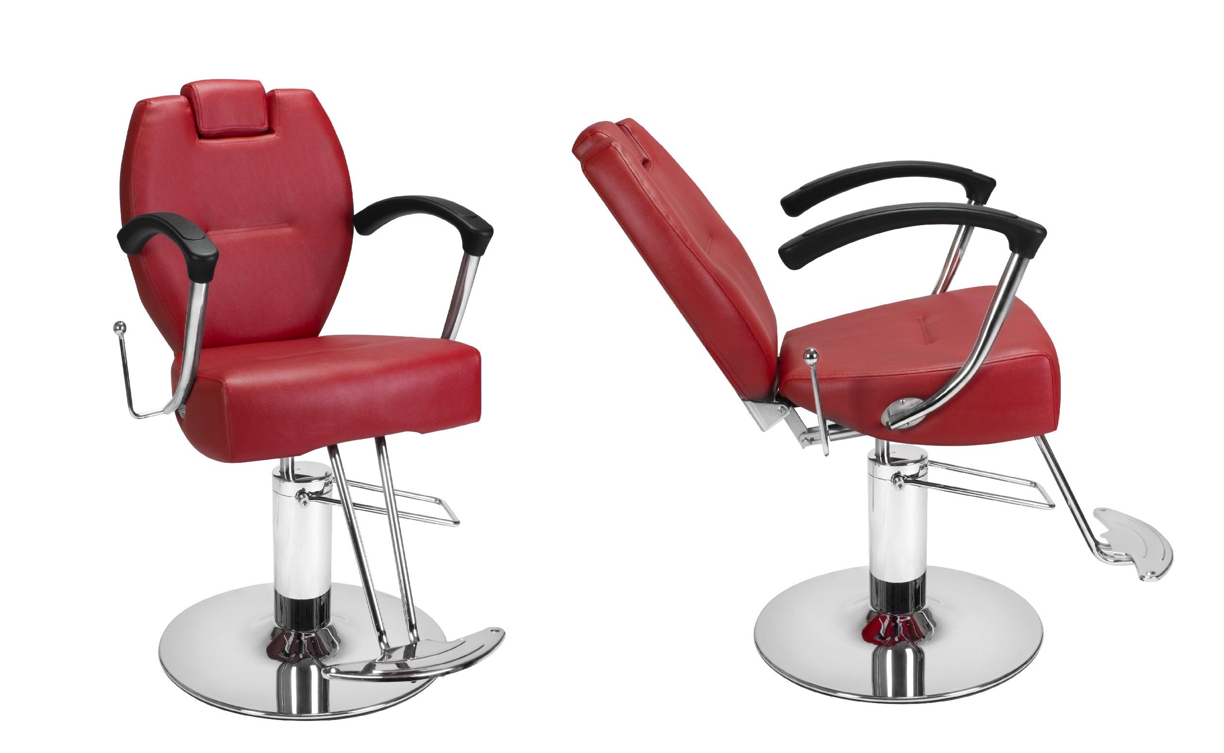 all purpose salon chairs folding chair regina spektor duo beauty styling herman red furniture and barber walmart com