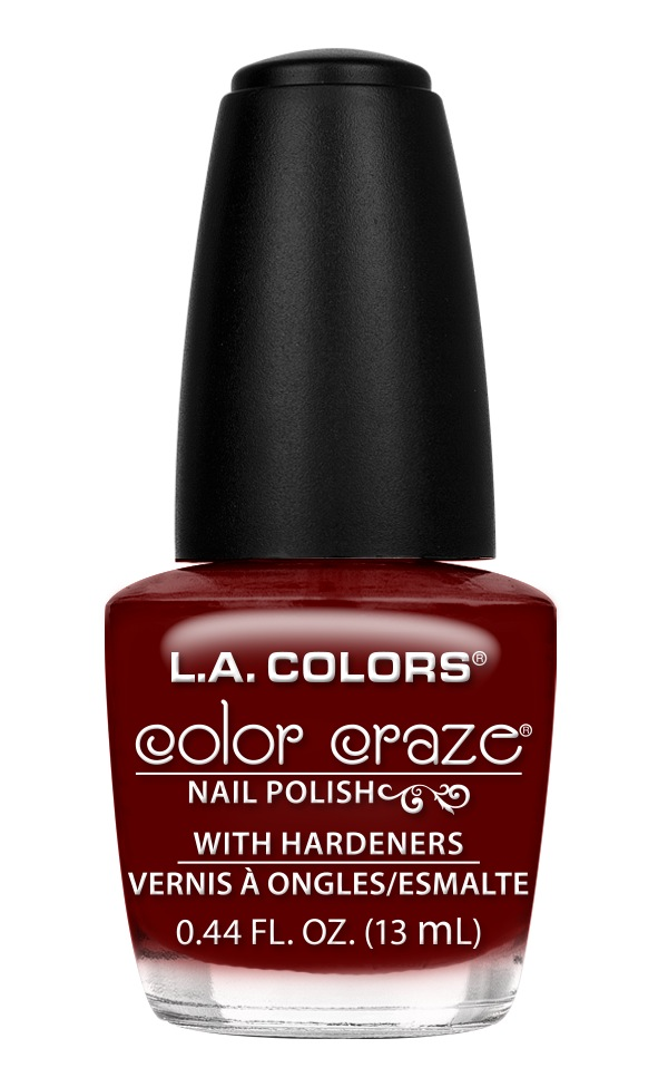 l. colors color craze nail polish
