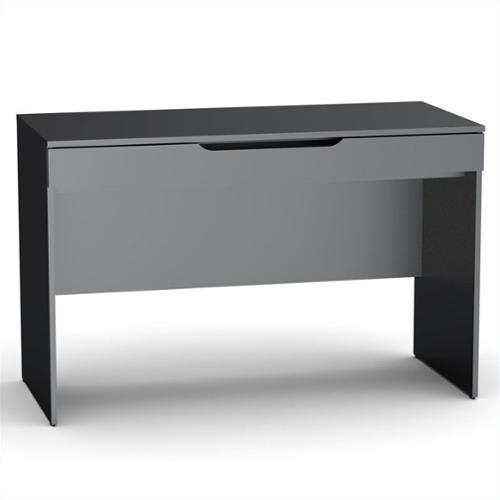 Nexera Next Desk in Black  Walmartcom