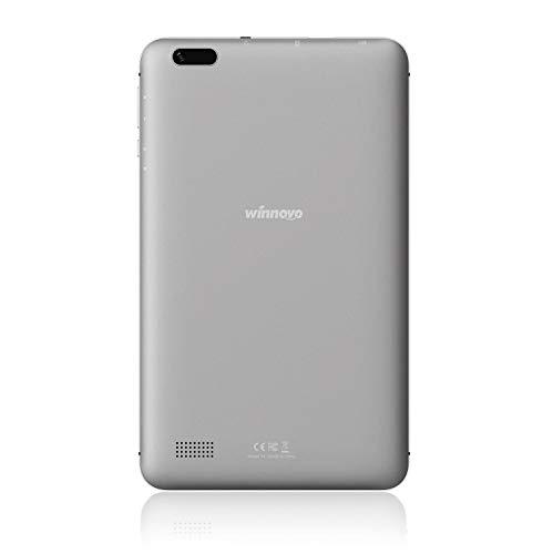 Android 9.0 Tablet 8 Inch WiFi PC - Winnovo T8 MTK MT8163 2GB RAM 32GB ROM HD IPS 1280x800 2.0MP+5.0MP Camera Dual Band WiFi Bluetooth GPS FM ...