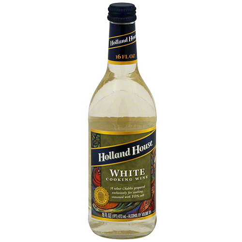Holland House White Cooking Wine 16 oz Walmartcom