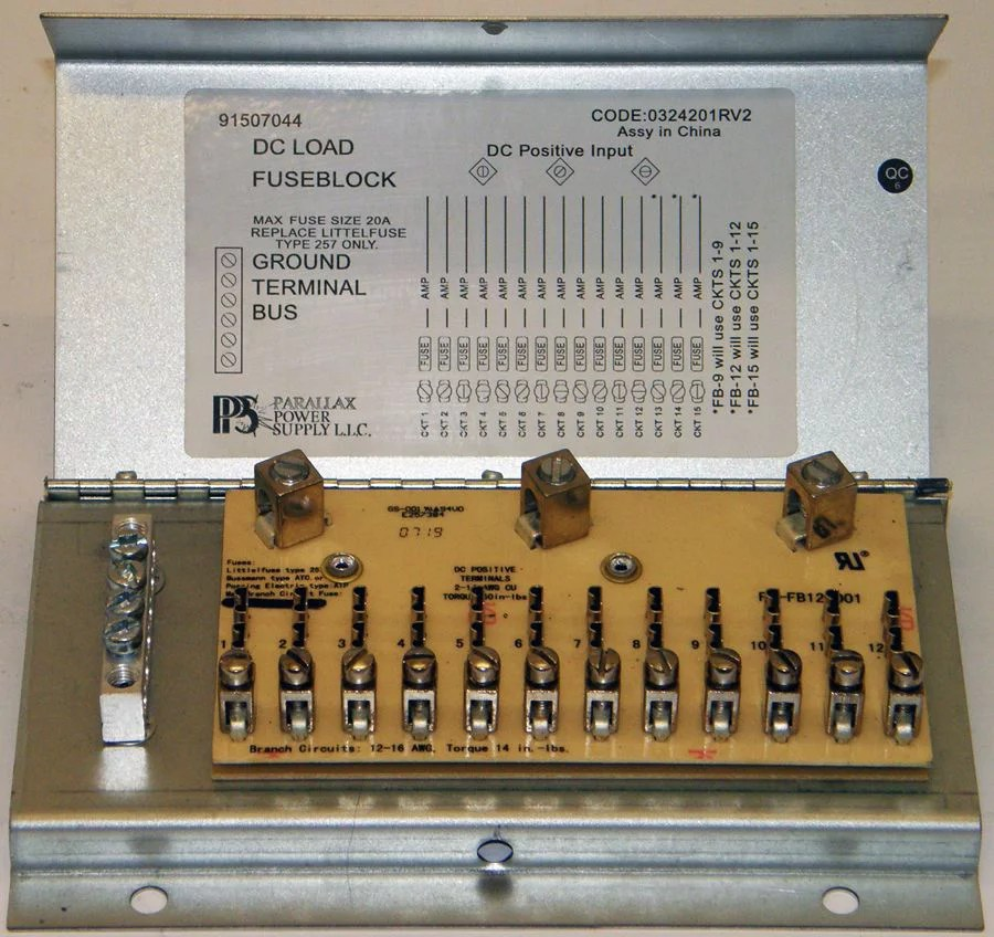 small resolution of 110 volt fuse box
