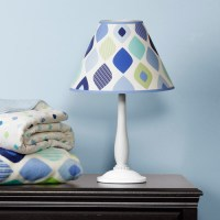 Baby Boom Table Lamp, Blue Mosaic - Walmart.com