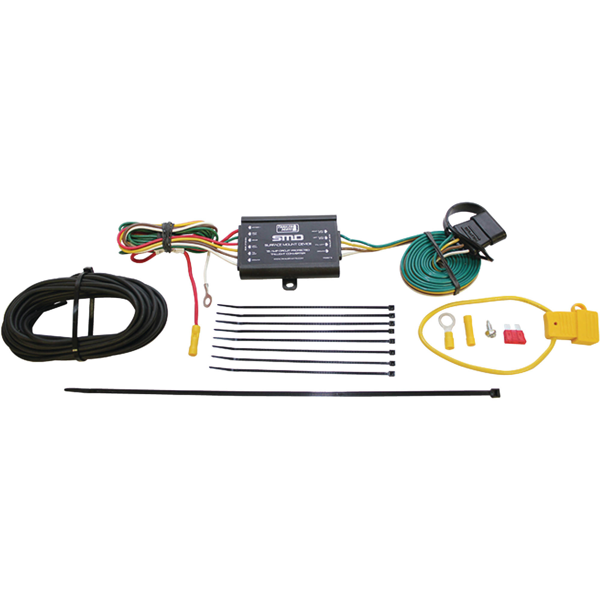 hight resolution of seachoice 58011 standard duty tail light converter with wiring kit walmart com