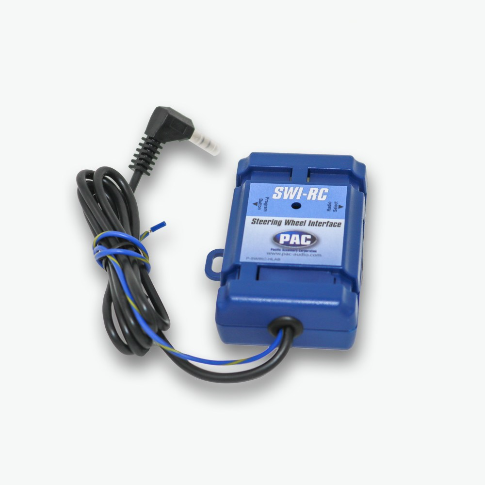 medium resolution of pac audio swi rc steering wheel control interface for alpine jvc clarion kenwood pioneer sony radios and more walmart com