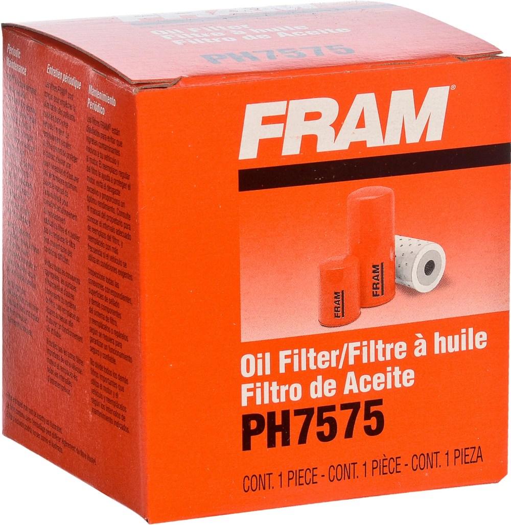 medium resolution of fram fuel filter chart