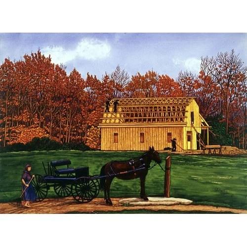 winston porter amish barn