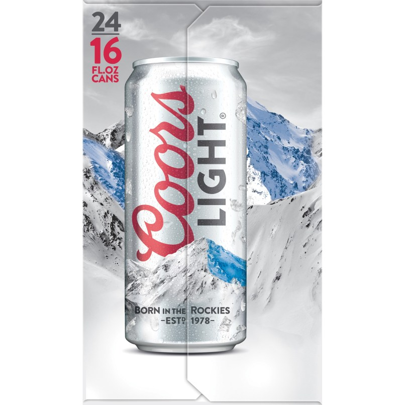 Coors Light Tall Can Nutrition Besto Blog