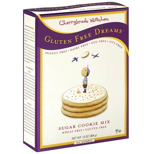 Cherrybrook Kitchens Gluten Free Dreams Sugar Cookie Mix