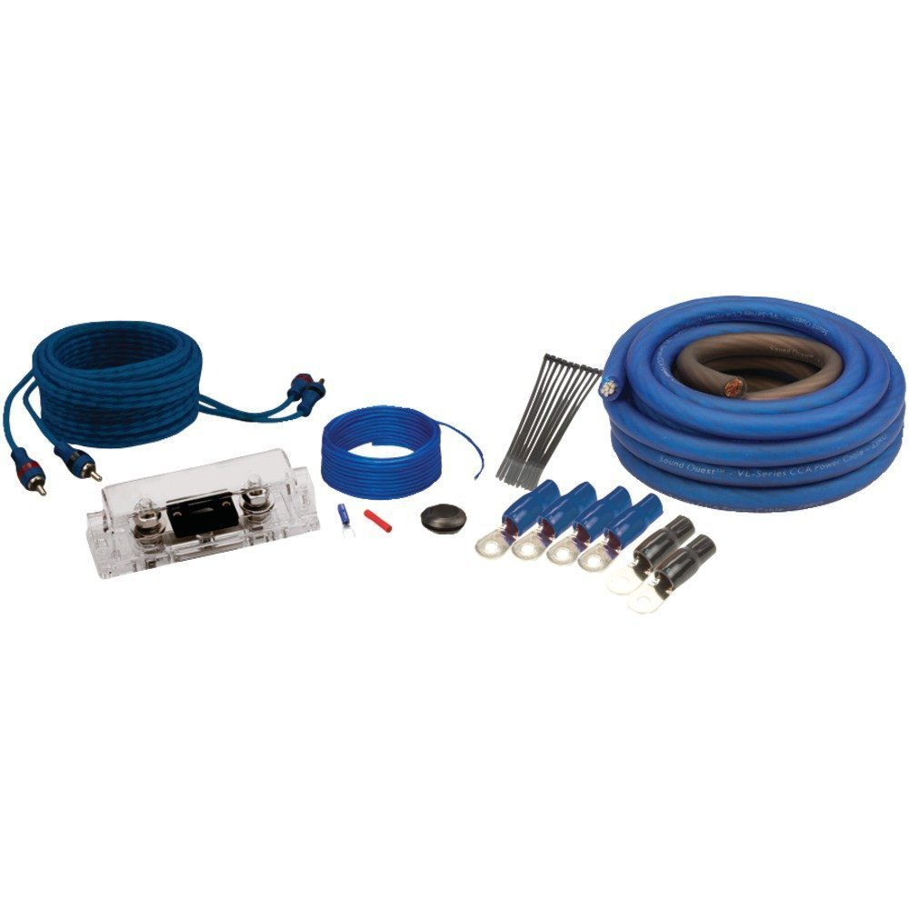 medium resolution of soundquest sqk0 cca copper clad 1 0 gauge amp wiring kit
