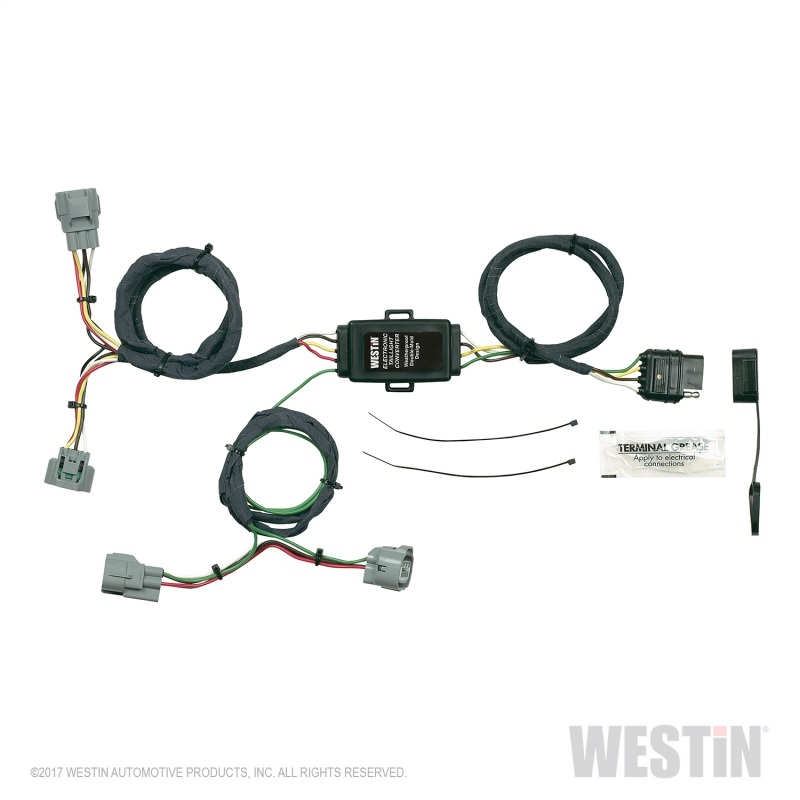 Westin 2005-2016 Toyota Tacoma (w/out tow pkg) T-Connector