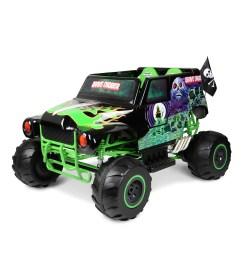 monster jam grave digger 24 volt battery powered ride on walmart com [ 4403 x 4403 Pixel ]
