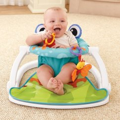 Baby Chairs To Help Sit Up Game Of Thrones Office Chair Fisher Price Me Floor Seat Walmart Com