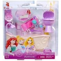 Disney Princess Royal Bathroom Furniture Play Set ...