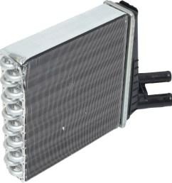 2002 kium sportage heater core diagram [ 1500 x 1500 Pixel ]