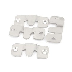 Sofa Couch Sectional Furniture Connector Joint Snap Alligator Style Mattresses Connecting Brackets Parts