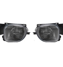 new oem valeo pair of fog lights fit audi a6 quattro 4 2l 2001 2004 4b3941700a au2593108 4b3941700a au2592108 44686 44687 walmart com [ 1100 x 786 Pixel ]