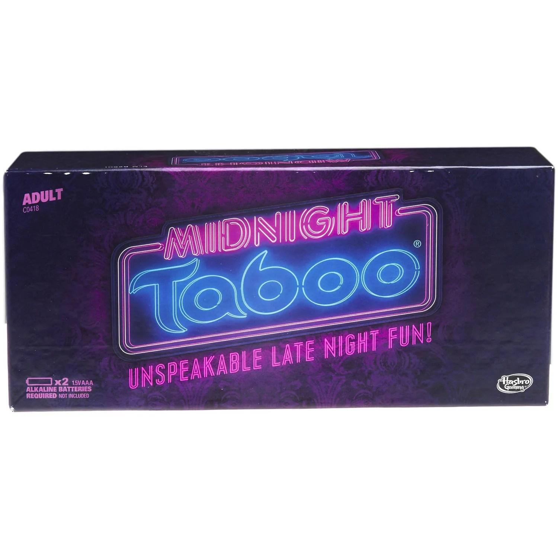 Midnight Taboo Game Walmart